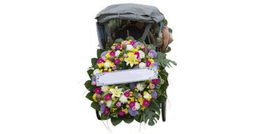 Descubra inspirações de mensagens para coroas de flores