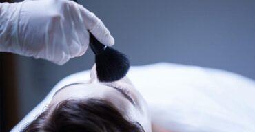 maquiagem do cadáver